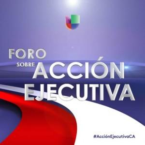 Univision foro accion ejecutiva