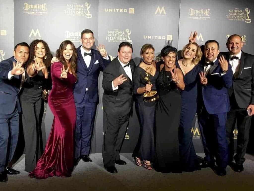 Un Nuevo Día Gana Tercer Emmy
