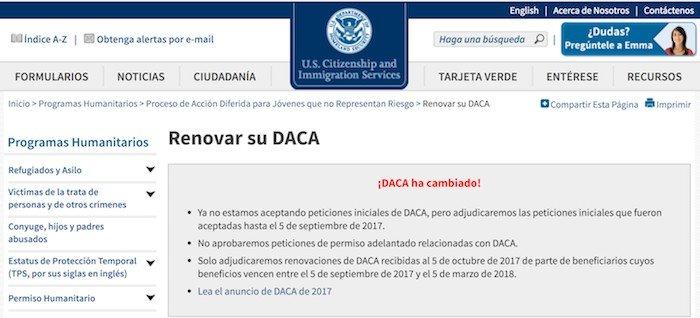 USCIS-DACA