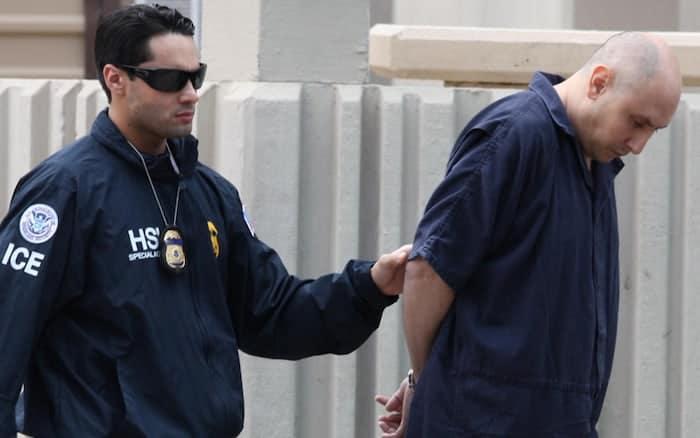 Federico Garcia arrest 2013