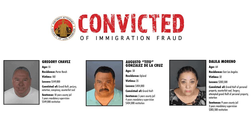 Chavez-DeLaCruz-Moreno convicted fraud