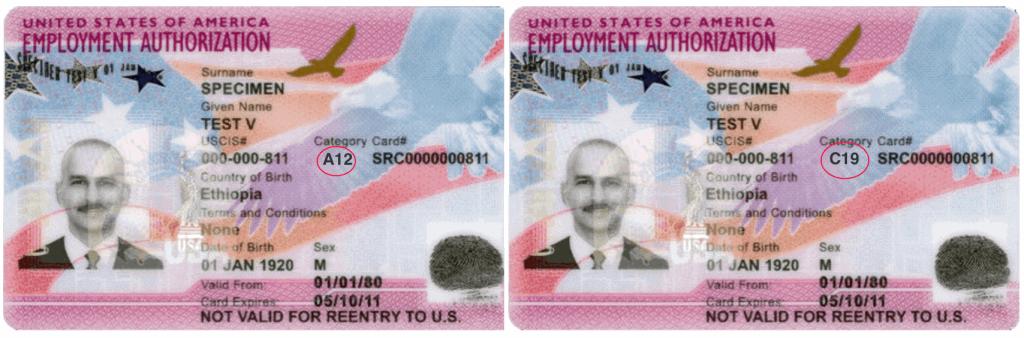 permisos de trabajo salvadoreños y nicaraguenses