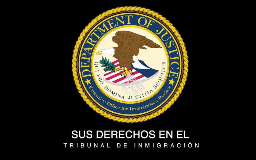 Corte de Inmigración de Estados Unidos no eliminarán intérpretes
