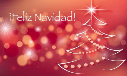 ¡Feliz Navidad 2019!