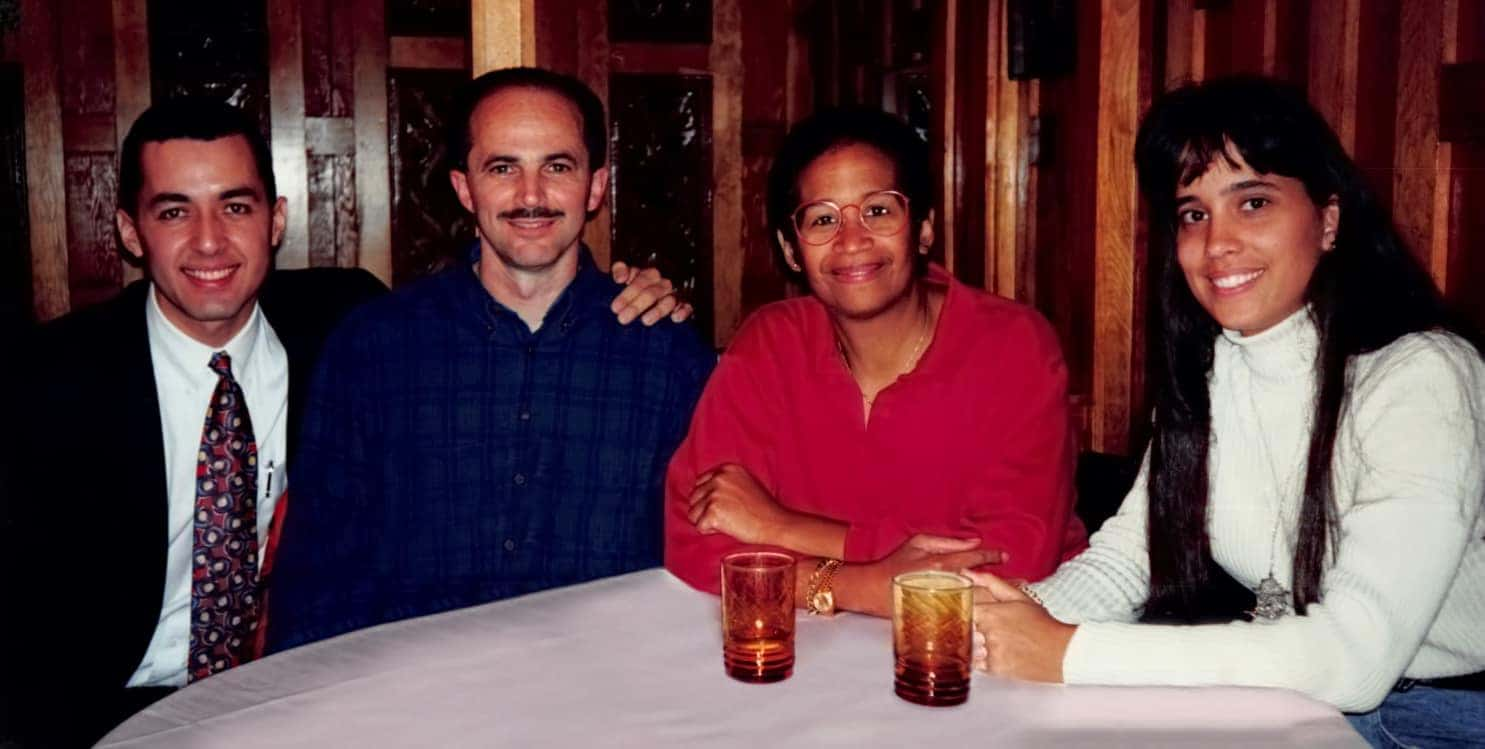 Jueza Deborah A. Batts, Karla G. Sánchez, Roland Acevedo y Nelson A. Castillo