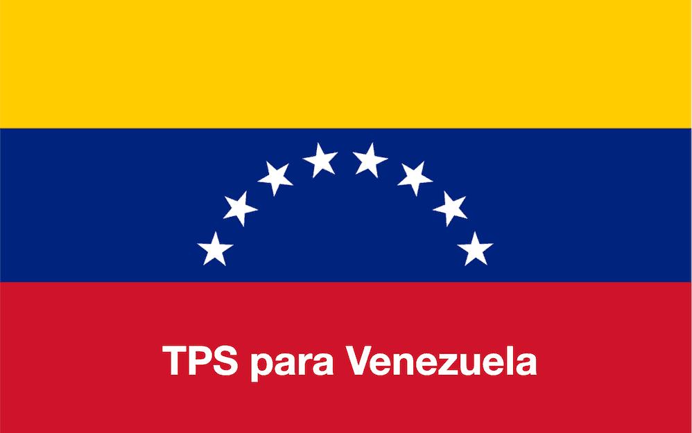 Cómo obtener el TPS para venezolanos en 2021